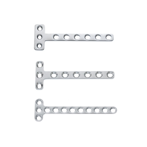 5.0mm 3 hole top T Plate