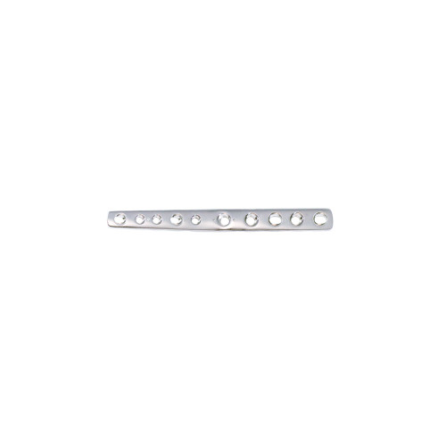 2.0/2.7mm Double Threaded Locking Pre-contoured Carpal Arthrodesis Plate