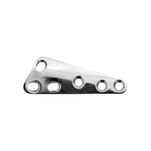 3.5mm T style TPLO plate - pre-bent - Left