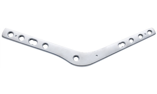 2.7/3.5mm Halo Locking Pantarsal Arthrodesis Plate - Left