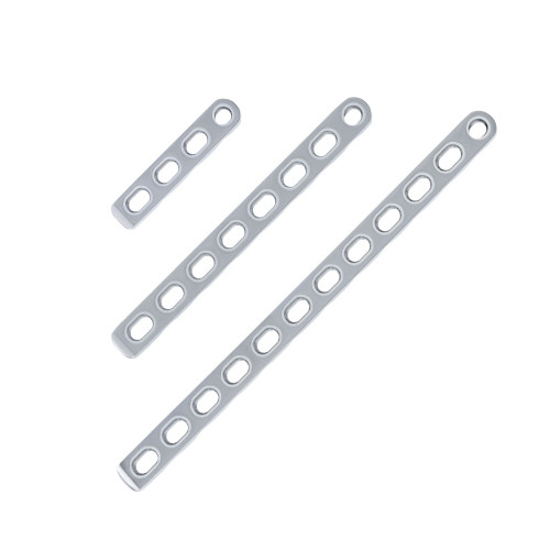 2.4mm Low contact Compression Plate - S Series