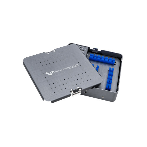 Instrument Tray for 1.5mm DT Locking Screws, Plates and Instruments