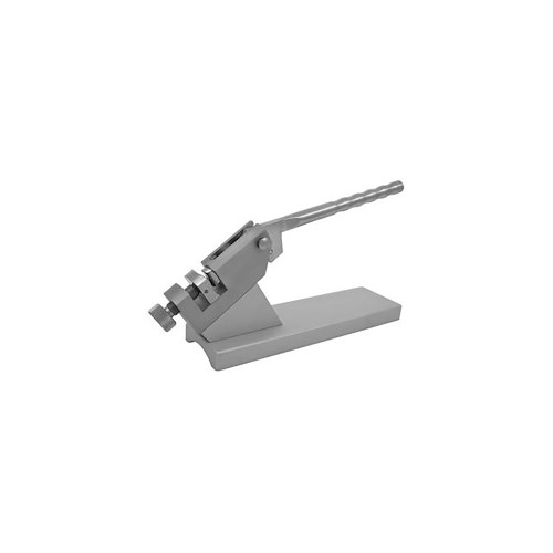 gSourcePlate Bending Press 12IN Table Top for Plates up to 2.5mm [.098IN]