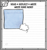 Digital Sticky Note Reflections for Independent Reading (Google Classroom)