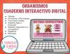 Organismos Cuaderno Interactivo Digital