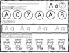 Alphabet Practice!