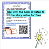 Digital Version- Virtual Read-A-Loud- I Wish You More (Designed for Google Drive) Student Activities