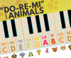 Do-Re-Mi with Animals - POSTER