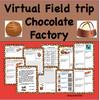 Discount Bundle- Favorite Food Factories Virtual Field Trip Pack