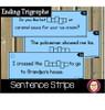 Fluency Strips/Word Work