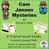 Cam Jansen Series Digital Novel Study in Google Slides