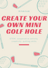 Peer Assessment Teacher Assessment Skills and Safety Video watch link now Golf Etiquette Quiz Inspirational Golf Video Student Directions Teacher Tips Visual Examples Editable for your student's needs