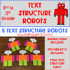 Text Structure Robots