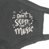 """Don't Stop the Music!"" (Adult & Youth) Mask"