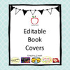 Editable Book Covers