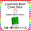 Classroom Book Cover Pack