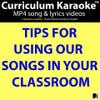 'KEEP IT CLEAN!' (Grades K-7)~ Curriculum Song Video