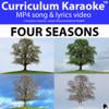 'FOUR SEASONS' (Grades Pre K-3) ~ Curriculum Song Video