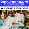 'WHERE DOES IT COME FROM?' (Grades Pre K-3) ~ Curriculum song video
