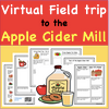 Virtual Field Trip to the Apple Cider Mill