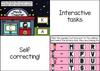 Uppercase Letters Digital Task Boom Cards