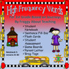 1st g. High Frequency Words: Notebook 3 (Journeys L 21-30)