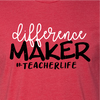 """""""Difference Maker"""" Crew T-Shirt"""