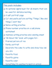 All About Me Activity Pack