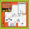 Adding and Subtracting 3 Digit Numbers Worksheets - Halloween Themed