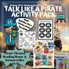 Pirate Themed Activity Pack