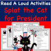 Splat the Cat for President- Virtual Read-A-Loud- Election Day  Stories