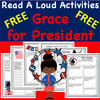FREE Grace for President- Virtual Read-A-Loud- Election Day  Stories