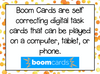 4th Grade DECIMAL Place Value Boom Cards for Distance Learning
