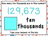 4th Grade Place Value to the Millions Boom Cards for Distance Learning