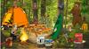 Bitmoji Classroom Template Camping Theme (K-3)