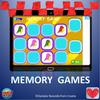 Memory Brain Games