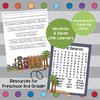 Abraham and Sarah Activity Pack- Little Learners Bible Lesson & Activity Packet
