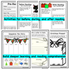 Digital Version:  Read-A-Loud Tasks: Merry Christmas Splat the Cat