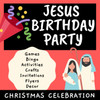 Jesus Birthday Party | Complete Christmas Party Package