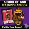 Sunday School NT Lapbooks   Fruit of the Spirit and Armor of God Lapbooks