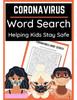 Coronavirus Word Search | Covid 19 Resource - FREEBIE