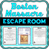 Boston Massacre ESCAPE ROOM!