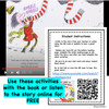 Digital Version:  Read-A-Loud Activities- There Was A Cold Lady Who Swallowed Some Snow- Winter Favorite Stories
