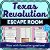 Texas Revolution ESCAPE ROOM!