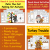 Digital Version: Favorite Thanksgiving Story Bundle Discount- 5 Great stories for the price of 3!