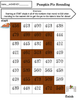 Upper Elementary Thanksgiving Choice Board Celebration-Math, Reading and Writing