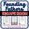 Founding Fathers ESCAPE ROOM!