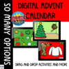 Digital Advent Calendar (BOOM cards!)