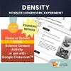 Density Chemistry Activity