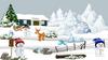 Template DIGITAL January Winter Scavenger Hunt Escape Room EDITABLE in Google Slides